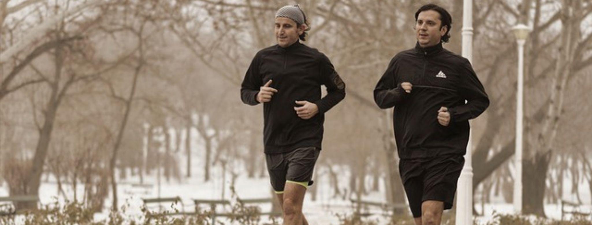 Correre in inverno: attenzione alla respirazione