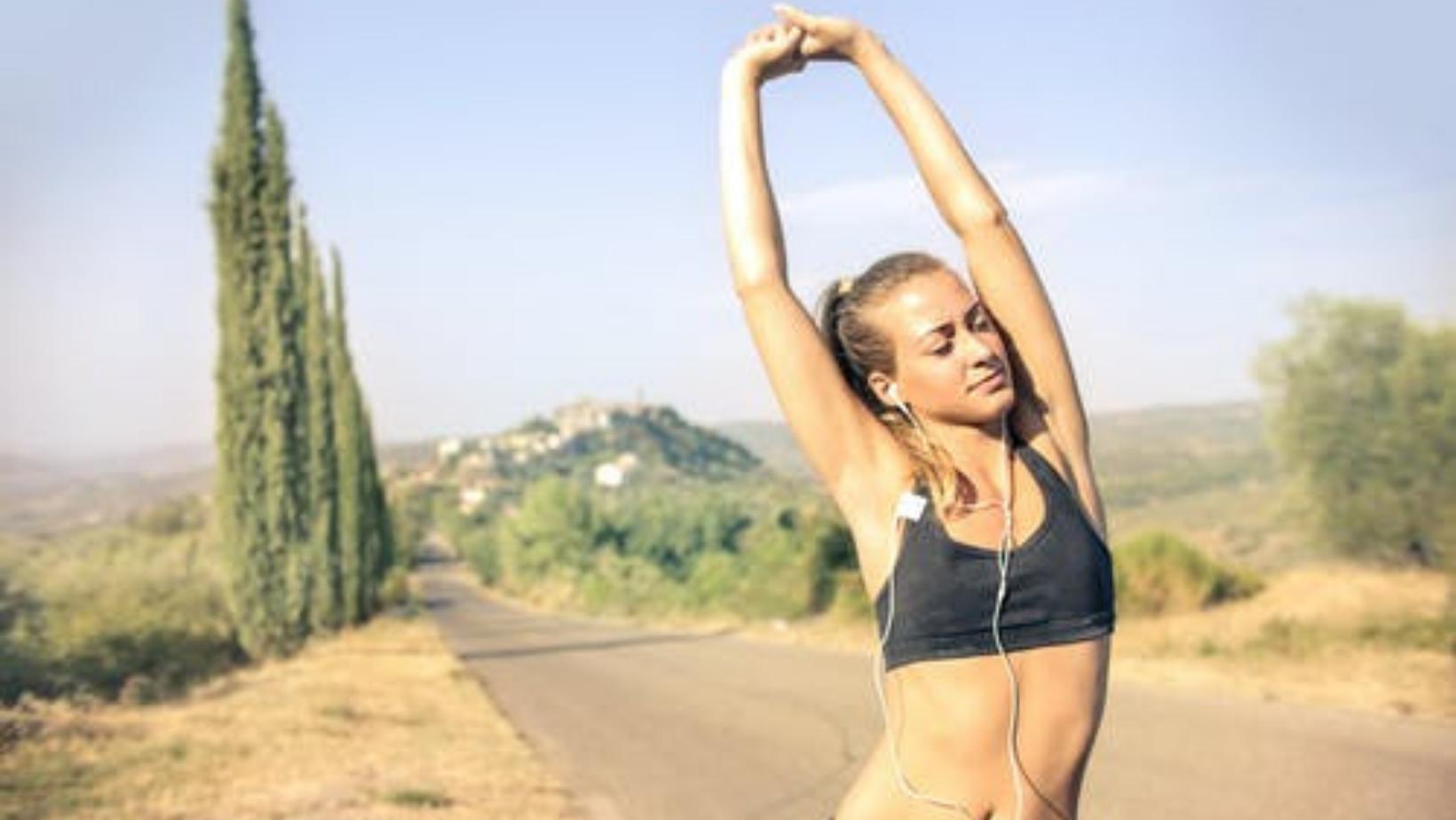 Correre in estate: consigli utili